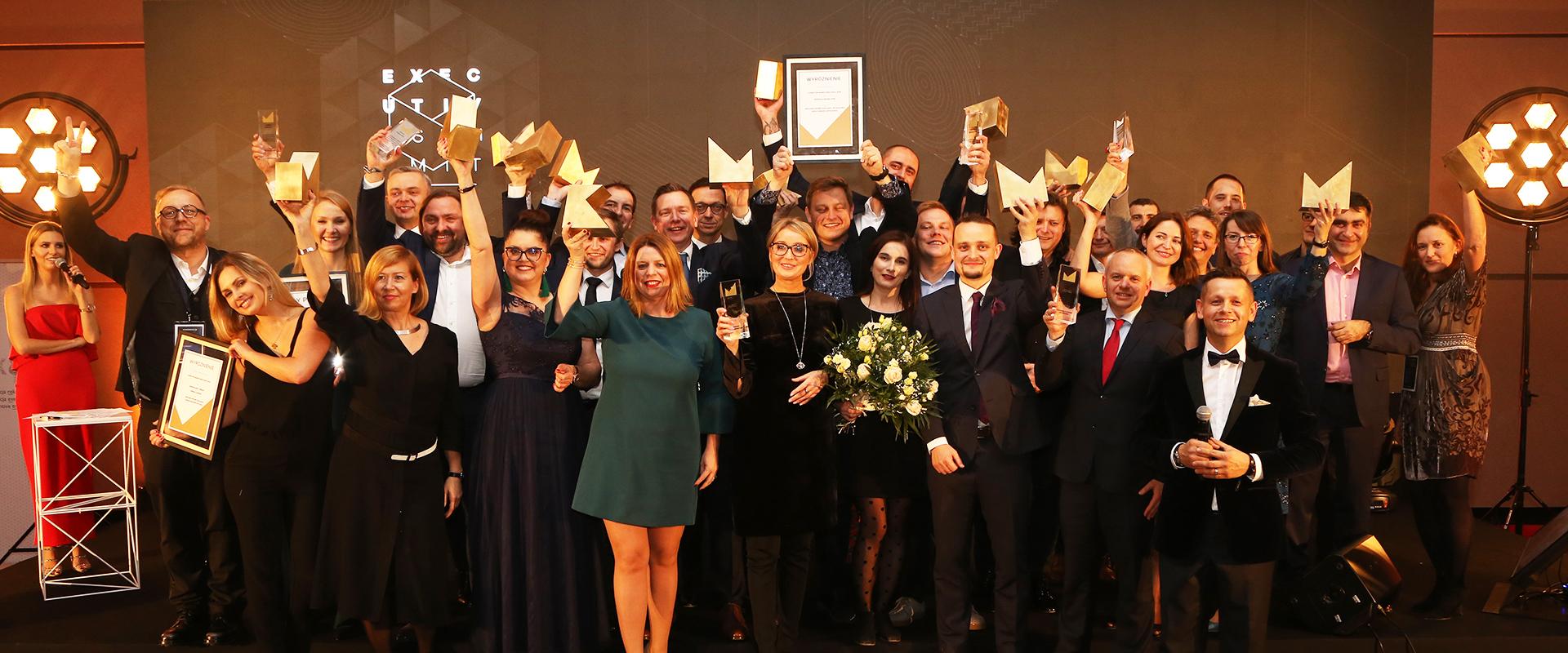Najlepsi marketerzy w Polsce 2018 – Laureaci Konkursu Dyrektor Marketingu Roku 2018