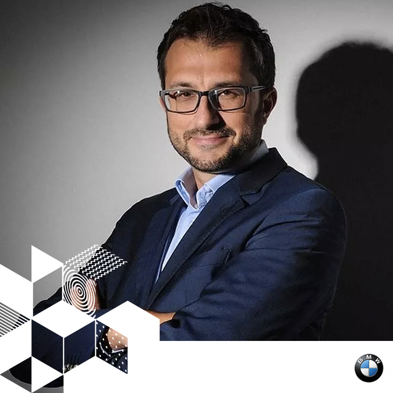 MACIEJ SIP // DYREKTOR MARKETINGU // BMW GROUP