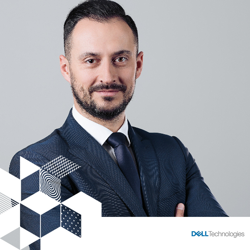 MARCIN MORAWSKI // COUNTRY MARKETING MANAGER // DELL