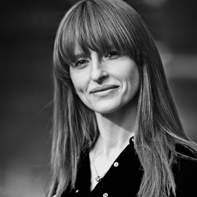 ANNA MARIA MATUSIAK // MANAGING DIRECTOR // STUDIO BANK