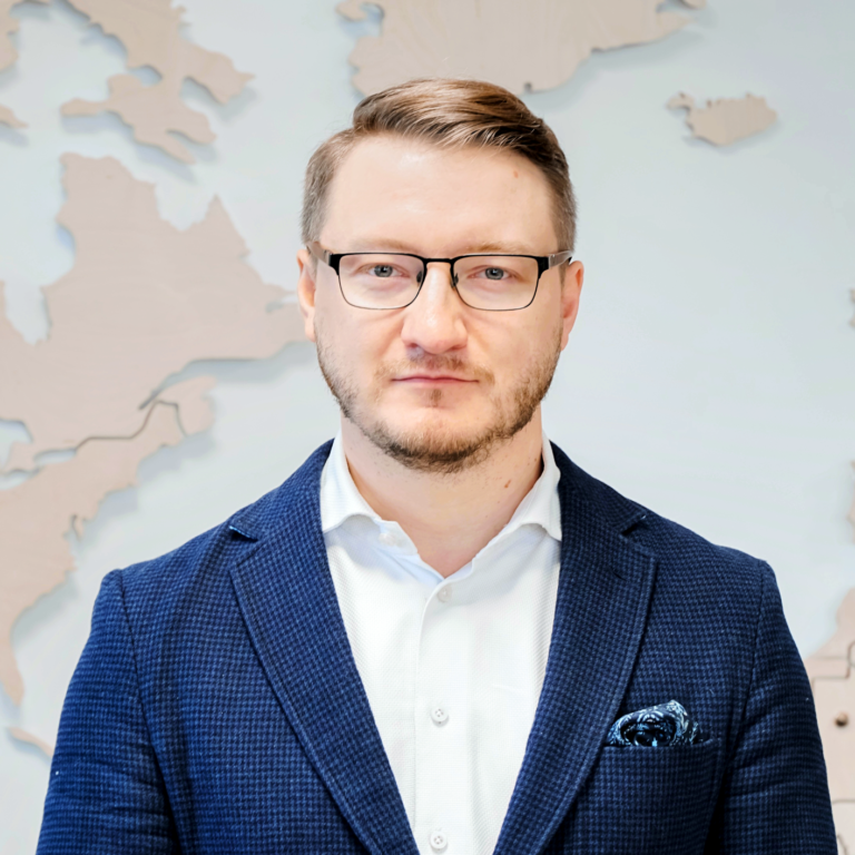 BARTŁOMIEJ KIERMASZ // E-COMMERCE COMPETENCY CENTER LEAD // SII Polska