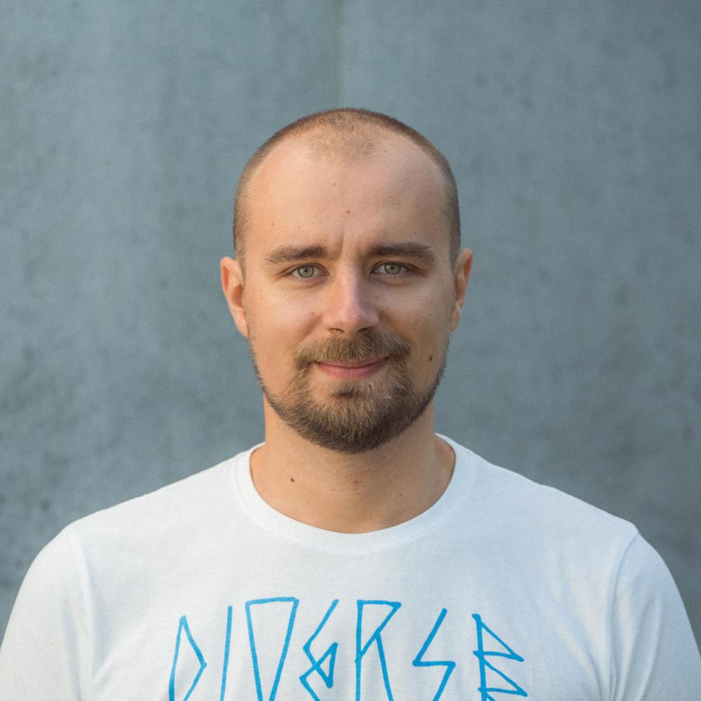 MICHAŁ KORBA // CCO & Co-FOUNDER // USER.COM