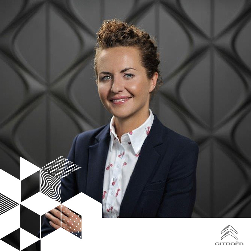 MAGDALENA REDESTOWICZ // MARKETING DIRECTOR // CITROEN