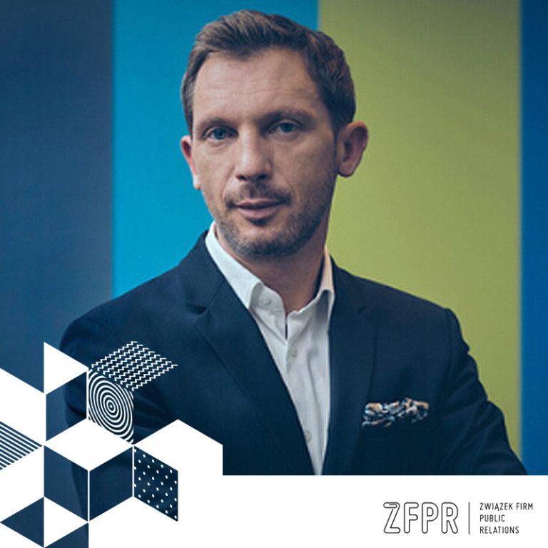 ADAM JAROSZ // PREZES ZARZĄDU // ZFPR
