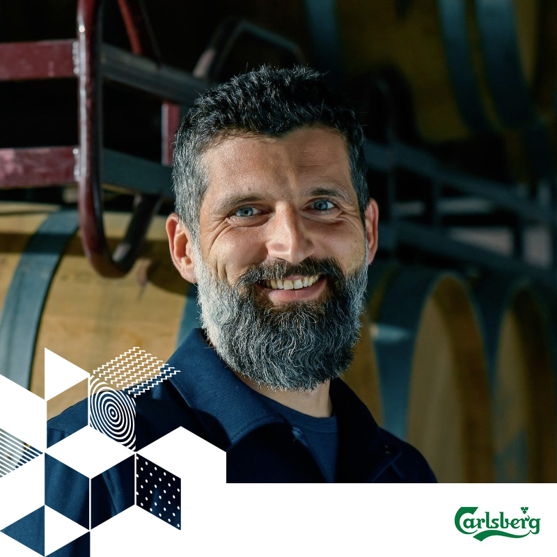 MACIEJ BANASZKIEWICZ // MARKETING MANAGER // CARLSBERG